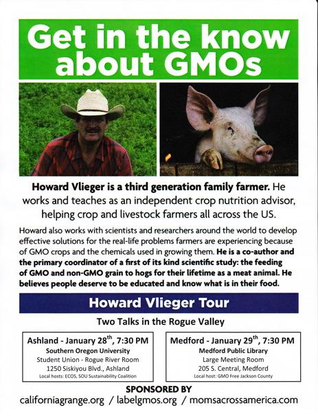 GMO Talk