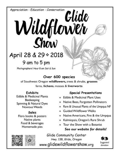 2018 Glide flower show